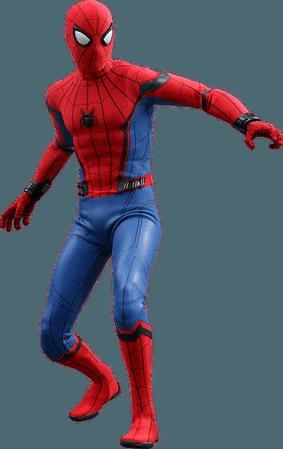 Spiderman Hot Toys