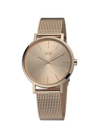 RELÓGIO ONE JOY ROSEGOLD | Relógios Femininos One Watch | One Watch Company