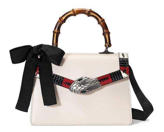 GUCCI Snake Bow Bag