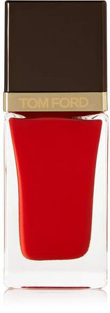 Nail Polish - Carnal Red