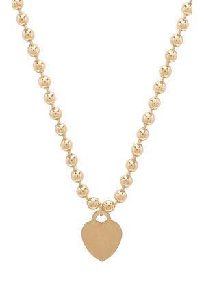The Boss Heart Necklace