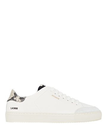 Axel Arigato Clean 90 Triple Leather Sneakers | INTERMIX®