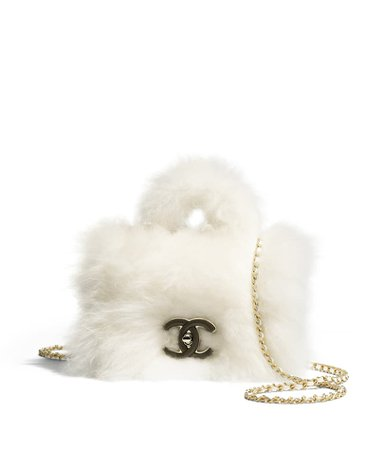 Chanel Fur Bag