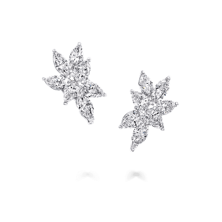 Classic Graff | Multi-shape Stud Earrings, Diamond | Graff