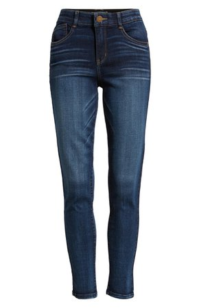 Wit & Wisdom Luxe Touch High Waist Skinny Ankle Jeans (Nordstrom Exclusive)   Nordstrom
