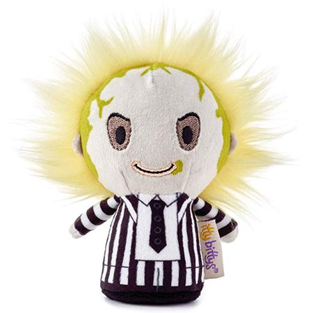 Hallmark itty bittys Beetlejuice Stuffed Animal Itty Bittys Movies & TV: Toys & Games