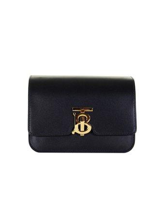 Burberry Sm Tb Bag Black