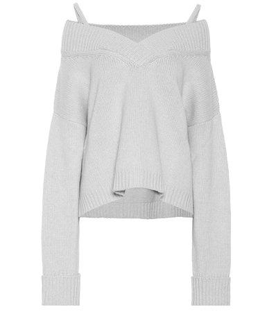 Maison Margiela - Wool and cashmere sweater | Mytheresa