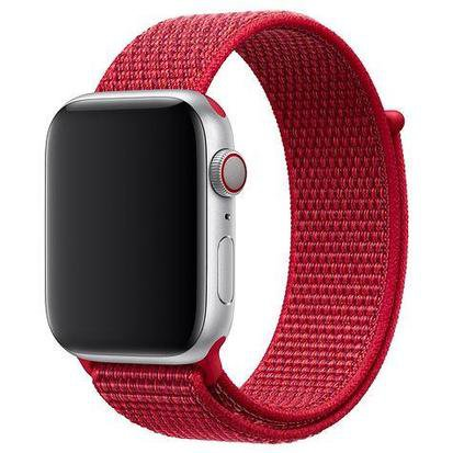red athletic apple watch - Google Search