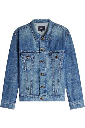 Cate Oversized Denim Jacket Gr. M/L