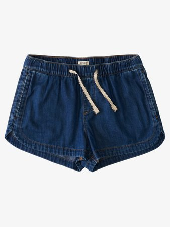 New Impossible Lightweight Denim Shorts for Women 194476275793 | Roxy