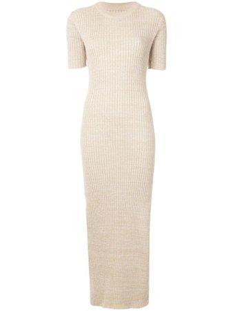 Anna Quan Melina ribbed sweater dress - Farfetch