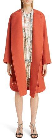 Iconic Wool Blend Coat