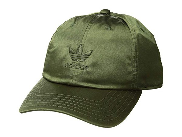 adidas Originals Originals Relaxed Satin Strapback at Zappos.com