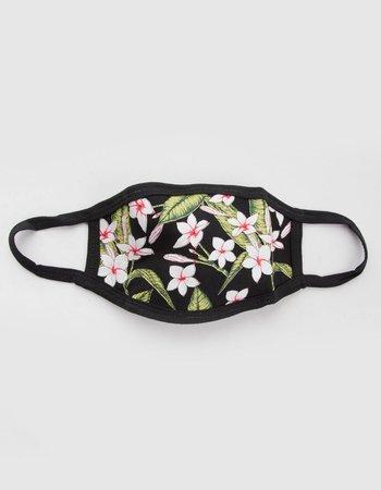 VSTR Floral Fashion Face Mask - BLKCO - VSTM120158 | Tillys