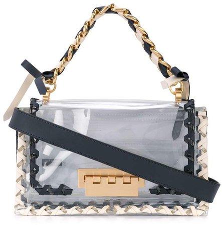 Earthette chain shoulder bag
