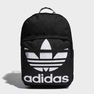 adidas Trefoil Pocket Backpack - Black | adidas US