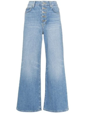 Eve Denim Charlotte Wide Leg Jeans | Farfetch.com