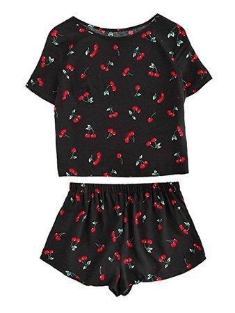 Cherry Pajamas