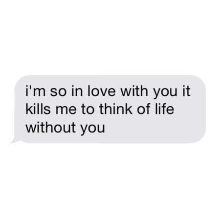 tumblr text love