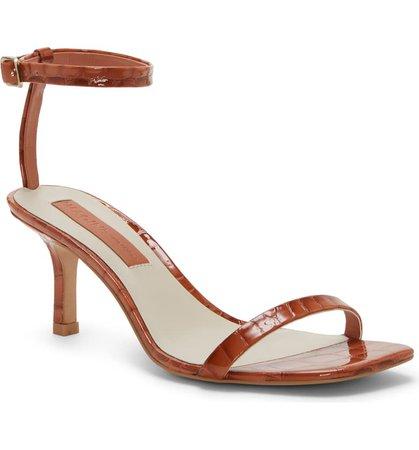 Imagine Vince Camuto Zevia Ankle Strap Sandal (Women) | Nordstrom
