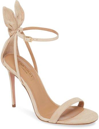 Bow Tie Stiletto Sandal