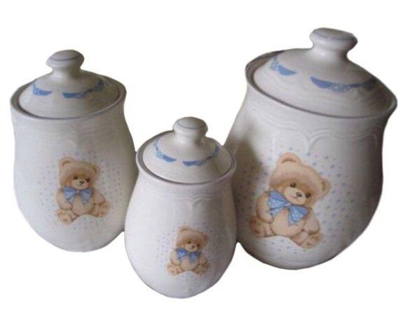 bear jars