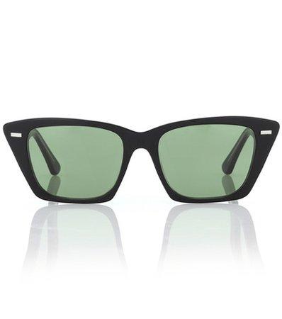 Ingrid cat-eye sunglasses