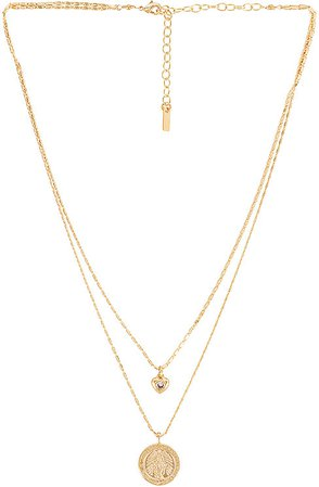 X Revolve Mother Love Necklace