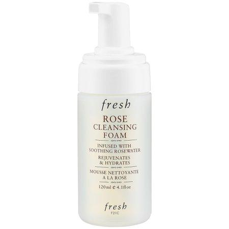 Rose Cleansing Foam - Fresh | Sephora