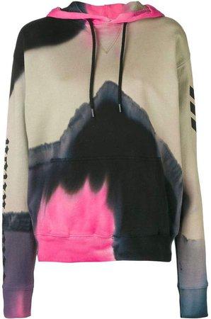 Zadig&Voltaire Spencer tie dye hoodie