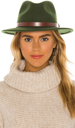 Messer Fedora Hat