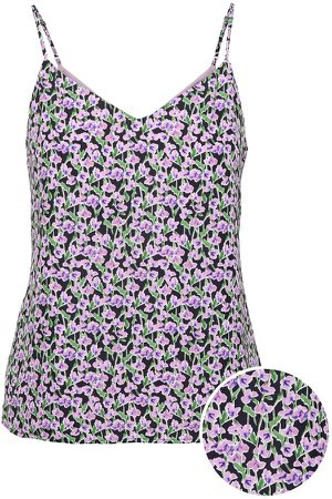 Floral Strappy Camisole
