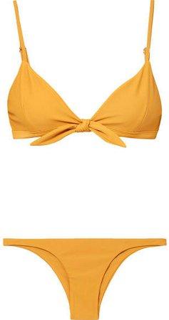 Triangle Bikini - Marigold