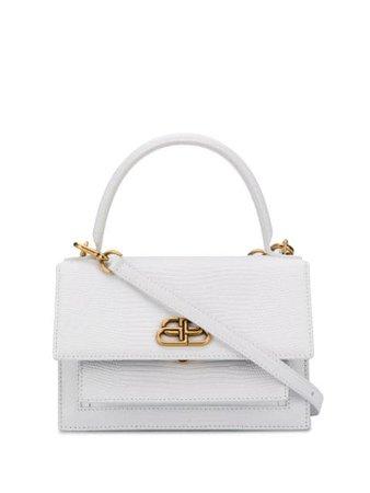 Balenciaga Bolsa Tote Sharp XS - Farfetch
