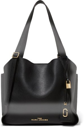 The Director Leather Tote