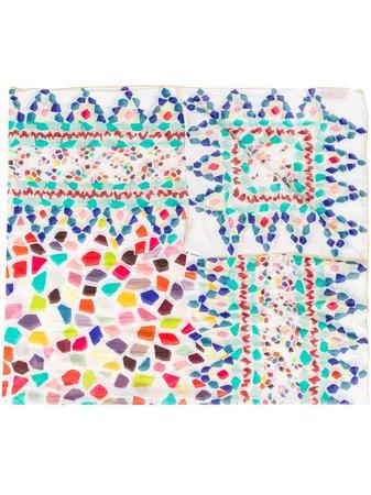 Missoni Mare Geometric Print Scarf - Farfetch