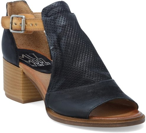 Campbell Block Heel Sandal