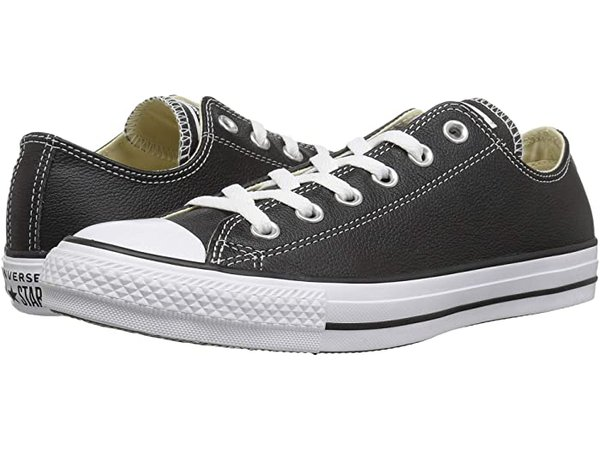 Converse Chuck Taylor® All Star® Leather Ox | Zappos.com