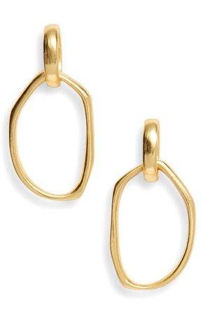 Karine Sultan Hoop Earrings | Nordstrom