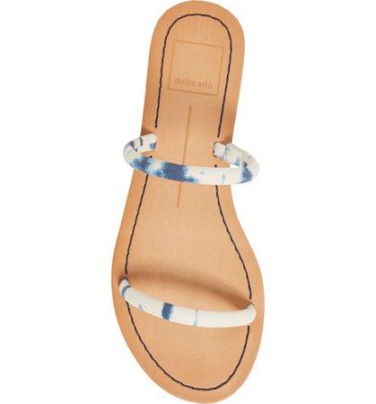 Dolce Vita Darla Slide Sandal (Women)   Nordstrom