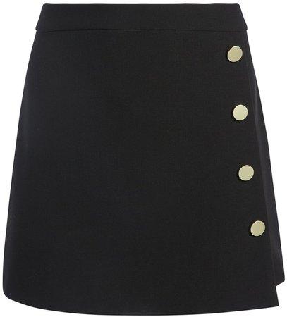 Sherilyn Wrap Front Skirt