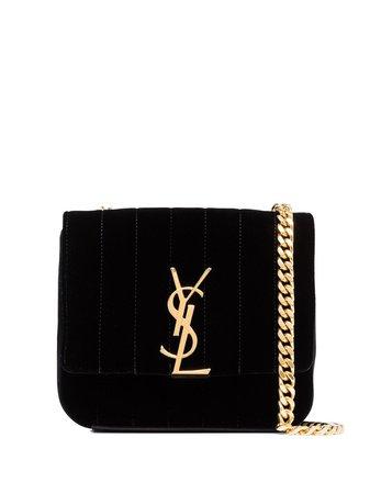 Saint Laurent Small Vicky Crossbody Bag | Farfetch.com