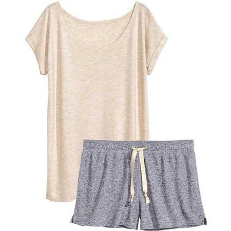 H&M Pajamas Set