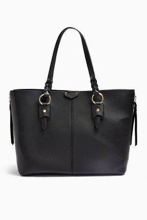 TRIP Plait Tote Bag | Topshop