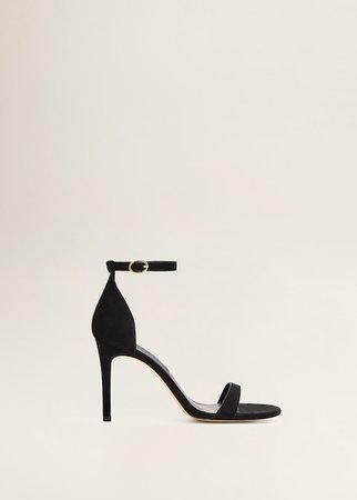 Ankle-cuff sandals - Women | Mango USA
