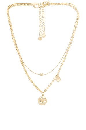 8 Other Reasons Layered Necklace in Gold | REVOLVE