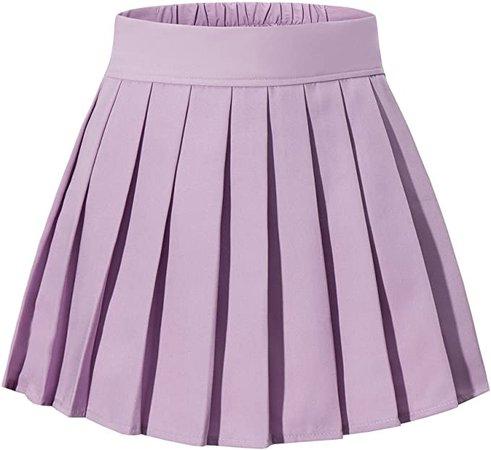 Tremour Women's High Waisted Pleated Mini Shorts Elasticated Sport Skorts XS-XL 16 Colors   Amazon.com