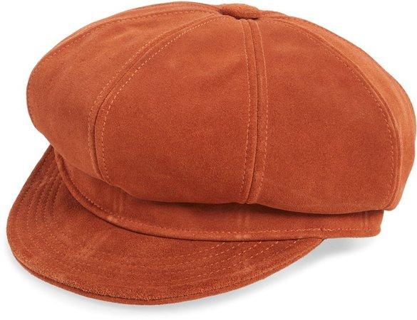 Auburn Newsboy Cap