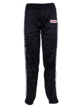 Gaelle Bonheur Logo Patch Track Pants